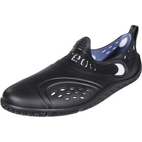 speedo Zanpa Waterschoenen Heren, black/white